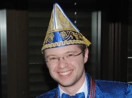 Schatzmeister Timo Hendlein
