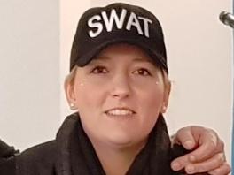 Schriftführerin Mara Scheben
